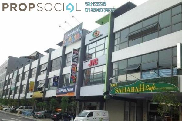 For Rent Office at The Trillium, Sungai Besi Leasehold Fully Furnished 0R/0B 1.5k