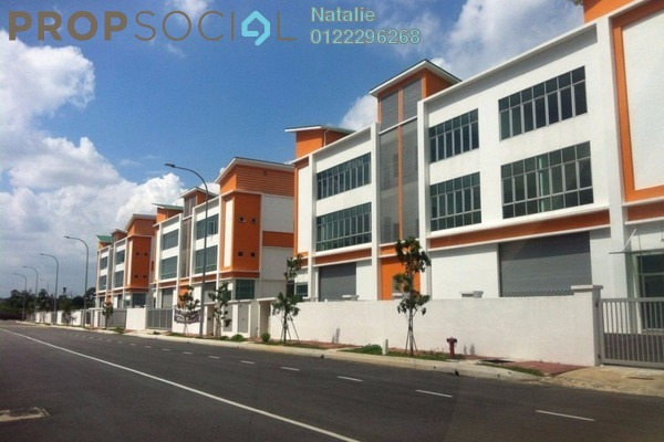 For Sale Factory at Pusat Perindustrian Sungai Chua, Kajang Leasehold Unfurnished 0R/0B 3.3m