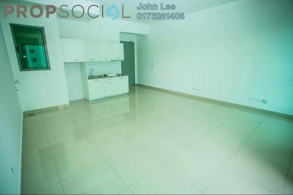 For Sale SoHo/Studio at CyberSquare, Cyberjaya Freehold Semi Furnished 1R/1B 290k