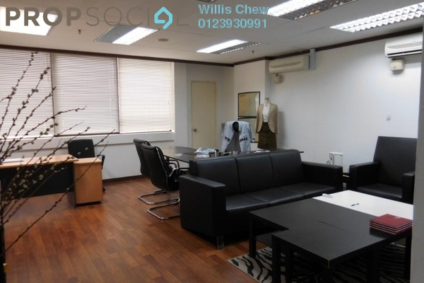 For Rent Office at Plaza Mont Kiara, Mont Kiara Freehold Fully Furnished 0R/0B 3k