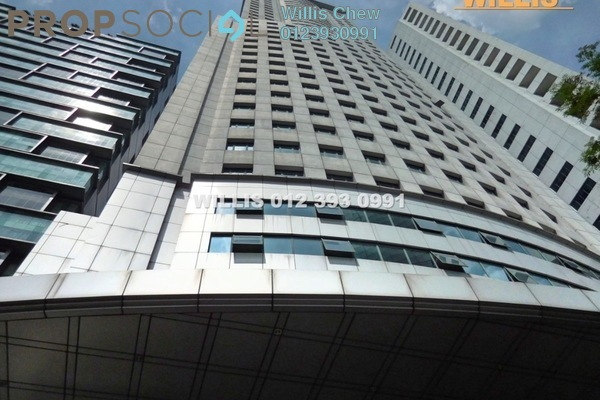 For Rent Office at Wisma UOA I, KLCC Freehold Semi Furnished 0R/0B 4.33k