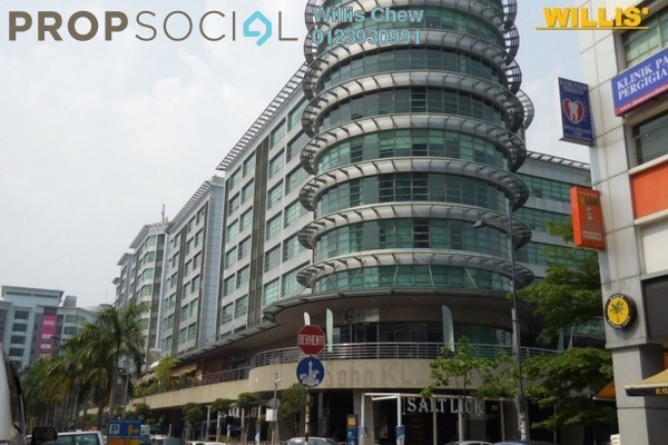 For Sale Office at Solaris Mont Kiara, Mont Kiara Freehold Semi Furnished 0R/0B 1.93m
