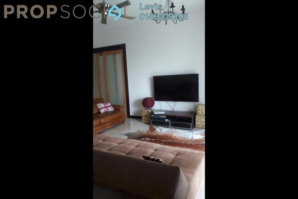 For Rent Condominium at Cendana, KLCC Freehold Fully Furnished 3R/4B 5k