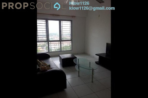For Rent Condominium at Axis Residence, Pandan Indah Leasehold Fully Furnished 2R/2B 1.8k