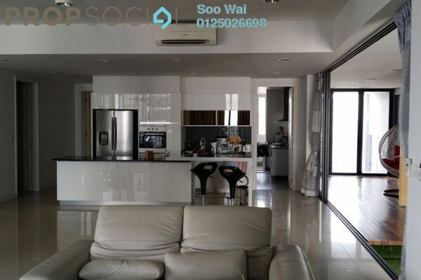 For Rent Condominium at Five Stones, Petaling Jaya Freehold Fully Furnished 4R/0B 7.5k