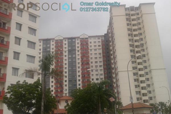 For Sale Condominium at Vista Pinggiran, Bandar Putra Permai Leasehold Unfurnished 3R/2B 260k