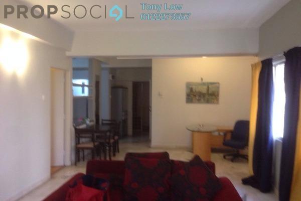For Rent Condominium at La Villas Condominium, Setapak Freehold Fully Furnished 4R/2B 1.75k