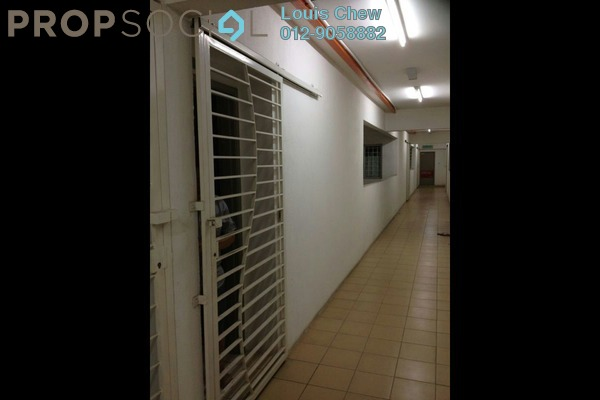 For Sale Condominium at Plaza Medan Putra, Bandar Menjalara Freehold Semi Furnished 3R/2B 360k