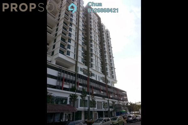 For Sale Condominium at Amaya Maluri, Cheras Leasehold Semi Furnished 2R/2B 518k
