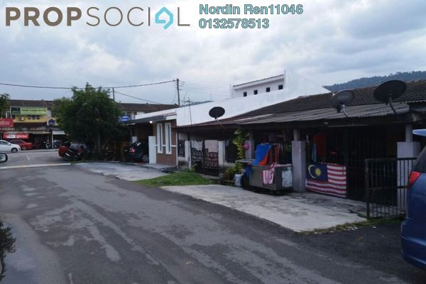 For Sale Terrace at Taman Sri Nanding, Hulu Langat Leasehold Unfurnished 3R/1B 280k
