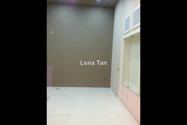 For Sale Shop at Taman Cempaka, Pandan Indah Leasehold Unfurnished 0R/0B 165k