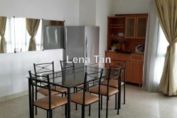 For Rent Condominium at Menara Avenue, KLCC Leasehold Semi Furnished 2R/2B 2.1k