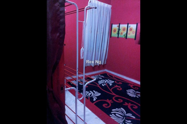 For Sale Townhouse at Taman Melati, Setapak Freehold Unfurnished 3R/2B 480k