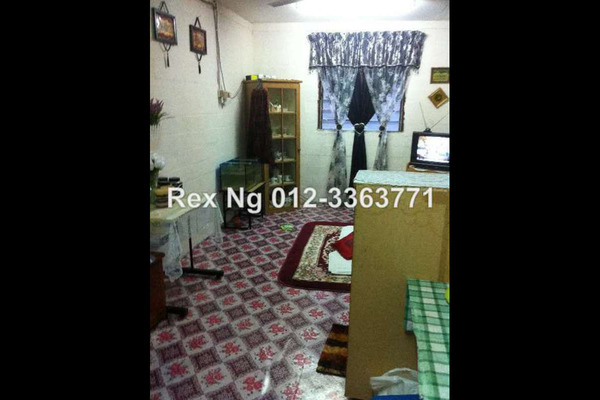 For Sale Terrace at Taman Setapak Jaya, Setapak  Unfurnished 2R/1B 160k