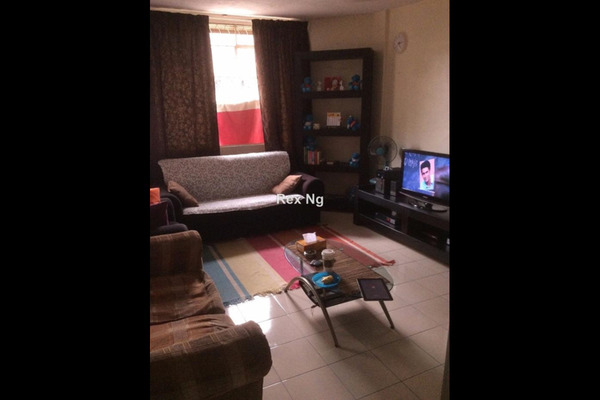 For Sale Apartment at Rampai Court, Setapak Leasehold Unfurnished 2R/1B 270k