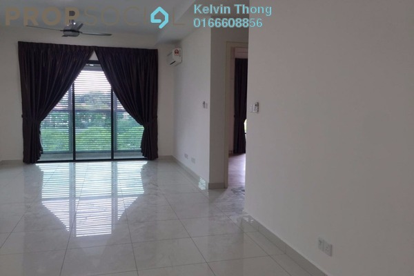 For Rent Condominium at Isola, Subang Jaya Freehold Semi Furnished 2R/2B 4k
