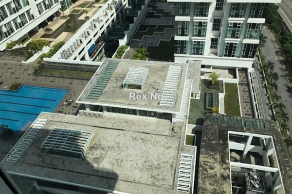 For Sale Duplex at The Scott Garden, Old Klang Road Leasehold Semi Furnished 1R/2B 420k