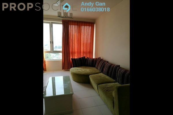 For Rent Condominium at The Tamarind, Sentul Freehold Fully Furnished 3R/2B 2.4k
