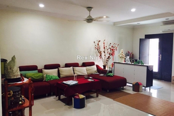 For Sale Condominium at Riana Green East, Wangsa Maju Leasehold Unfurnished 3R/3B 830k