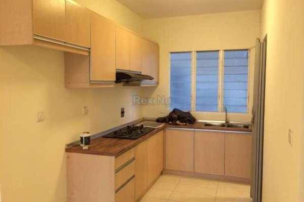 For Sale Condominium at Titiwangsa Sentral, Titiwangsa Leasehold Unfurnished 3R/2B 600k