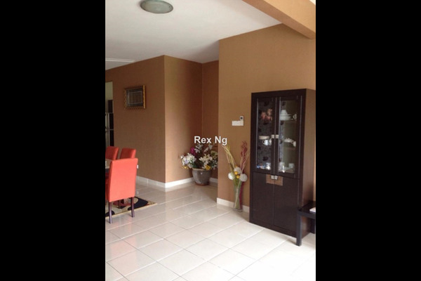 For Sale Condominium at Platinum Hill PV8, Setapak Leasehold Semi Furnished 4R/2B 620k