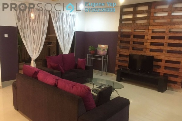 For Sale Condominium at Sri Putramas II, Dutamas Freehold Fully Furnished 3R/2B 650k