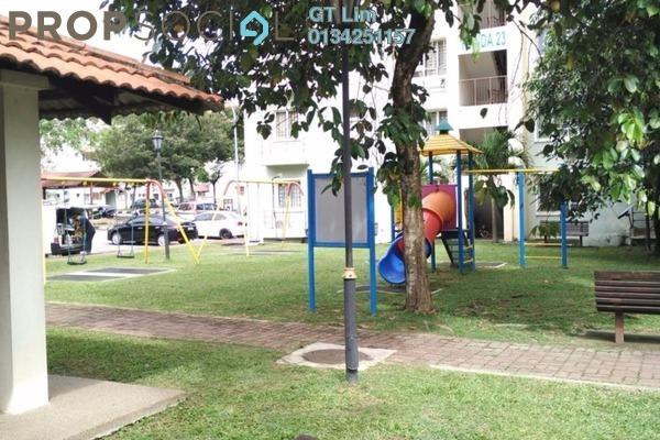 For Sale Apartment at Anggerik Aranda, Kota Kemuning Leasehold Unfurnished 3R/2B 200k