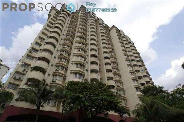 For Rent Condominium at Shang Villa, Kelana Jaya Freehold Fully Furnished 3R/2B 2.1k