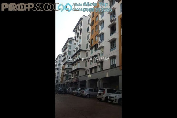 For Sale Apartment at Metro Prima, Kepong Leasehold Unfurnished 3R/2B 199k