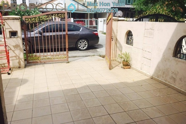 For Sale Terrace at Taman Puchong Perdana, Puchong Leasehold Semi Furnished 3R/2B 418k