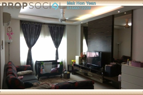 For Sale Condominium at Desa Idaman Residences, Puchong Freehold Semi Furnished 3R/2B 458k