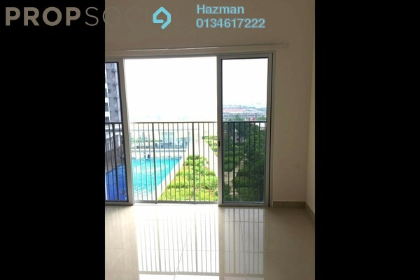 For Sale Condominium at The Wharf, Puchong Leasehold Unfurnished 2R/2B 440k