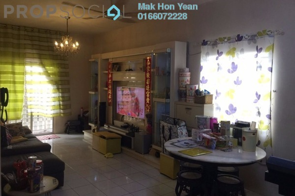 For Sale Semi-Detached at Taman Tasik Puchong, Puchong Leasehold Semi Furnished 3R/2B 580k