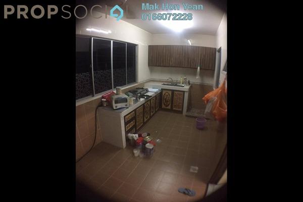 For Sale Terrace at PU12, Bandar Puchong Utama Freehold Semi Furnished 4R/3B 548k