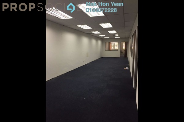 For Rent Office at Puteri 5, Bandar Puteri Puchong Freehold Semi Furnished 1R/2B 1.5k