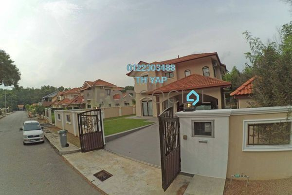 For Sale Bungalow at Forest Heights, Seremban Freehold Semi Furnished 5R/4B 1.15m
