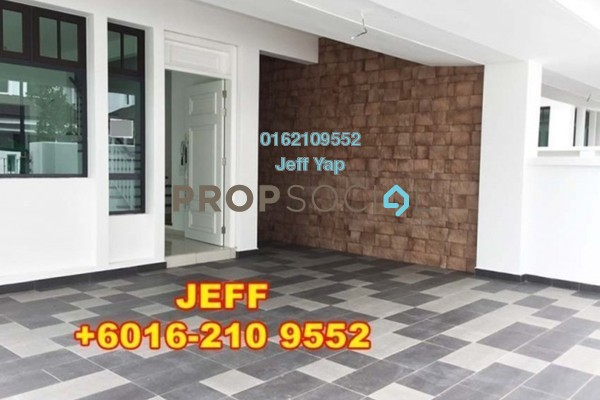 For Sale Serviced Residence at Eco Botanic, Skudai Freehold Unfurnished 5R/5B 880k