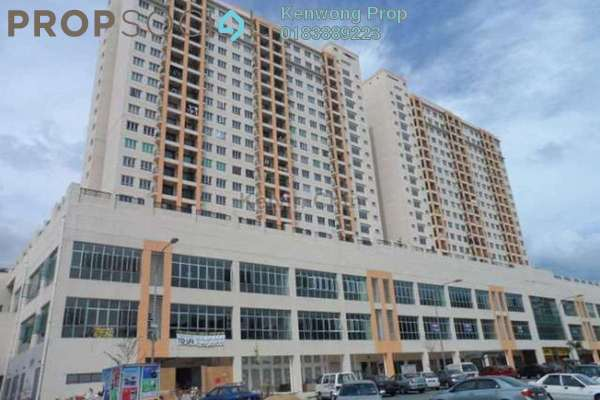 For Rent Condominium at Connaught Avenue, Cheras Leasehold Fully Furnished 3R/2B 1.8k