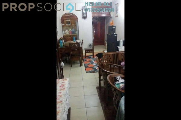 For Sale Apartment at Mesra Villa, Ampang Freehold Semi Furnished 3R/2B 315k