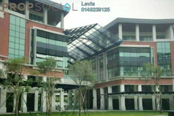For Rent Office at Plaza Arcadia, Desa ParkCity Freehold Unfurnished 0R/0B 10.8k