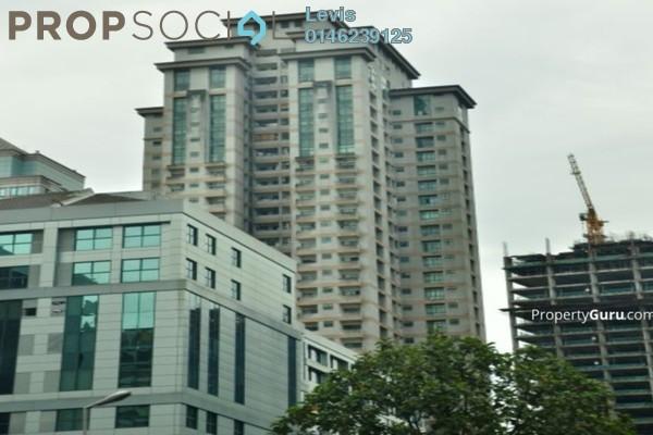 For Sale Condominium at Menara Avenue, KLCC Freehold Semi Furnished 4R/2B 960k