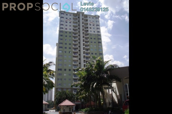 For Sale Condominium at Anggun Puri, Dutamas Freehold Semi Furnished 3R/2B 480k