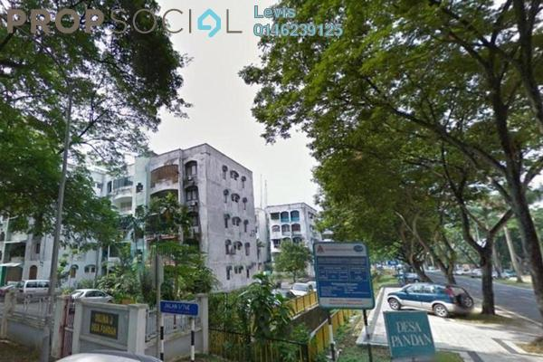 For Sale Condominium at Delima Apartment, Desa Pandan Leasehold Semi Furnished 3R/2B 365k