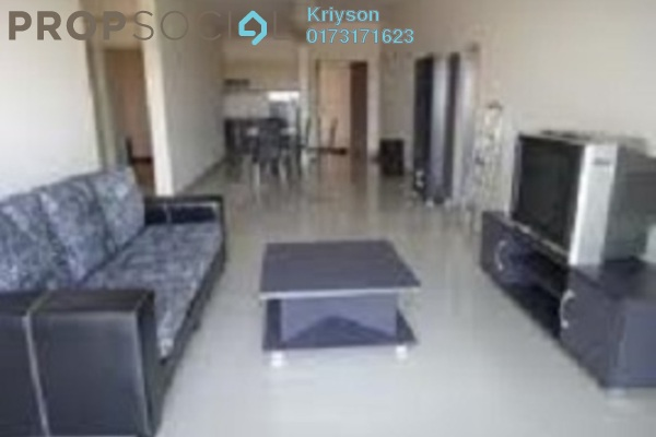 For Rent Condominium at Villa Makmur, Dutamas Freehold Fully Furnished 3R/2B 1.3k