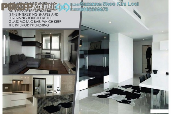 For Rent Condominium at Suria Stonor, KLCC Freehold Fully Furnished 4R/4B 11.5k