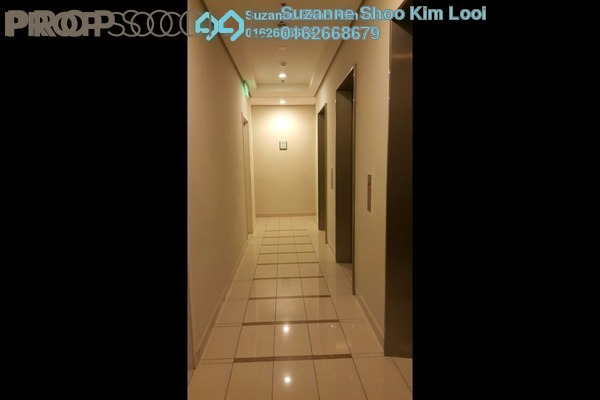 For Sale Office at Soho Suites, KLCC Freehold Unfurnished 0R/0B 610k