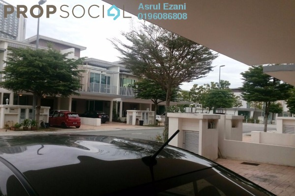 For Sale Semi-Detached at Garden Residence, Cyberjaya Freehold Semi Furnished 5R/5B 1.05m