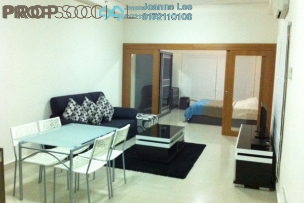For Rent SoHo/Studio at Windsor Tower, Sri Hartamas Freehold Fully Furnished 1R/1B 2.1k
