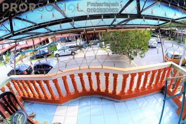For Sale Terrace at Taman Kantan Permai, Kajang Freehold Unfurnished 3R/2B 315k