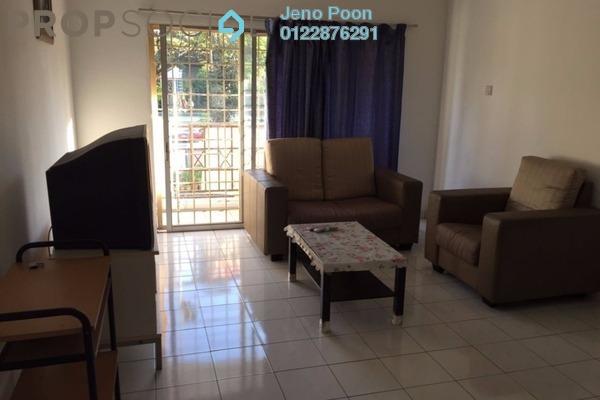 For Rent Condominium at Endah Ria, Sri Petaling Leasehold Fully Furnished 3R/2B 1.7k
